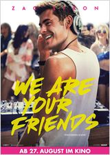 "Canciones y musica de la pelicula ""We Are Your Friends"" 2015"
