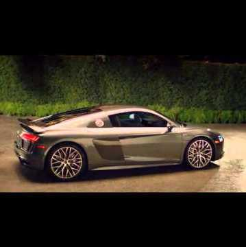 Musica (cancion) de anuncio Audi R8 V10 PLUS 2016