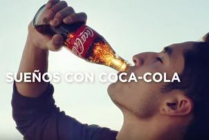 Musica (cancion) de anuncio Coca Cola 2016