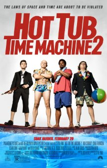 "Canciones y musica de la pelicula ""Hot Tub Time Machine 2"" 2015"