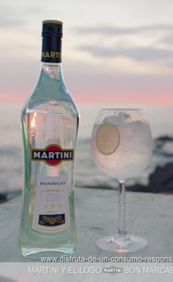 Musica (cancion) de anuncio Martini 2016